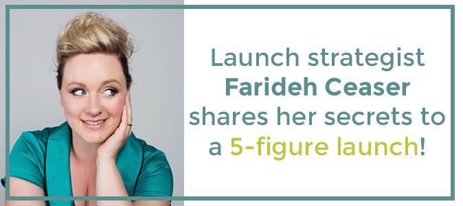 Farideh Ceaser Guest Post